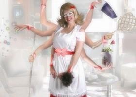 Система FlyLady: 10 ступеней к идеальной чистоте в доме