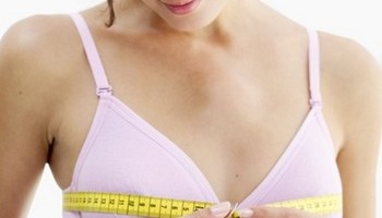 Домашние методы увеличения объема бюста