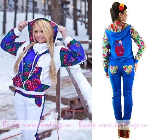 Зимняя одежда своими руками фото