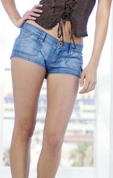 как убрать жир на коленях сбоку