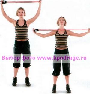 как быстро убрать жир со спины