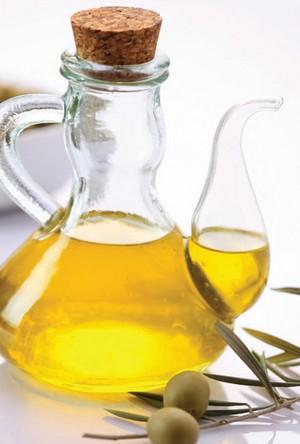 Домашнее масло для волос