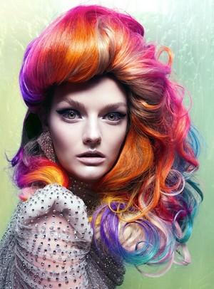 Неудачная покраска волос