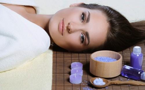 Польза морской соли для волос