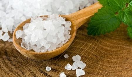 Маски с морской солью