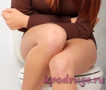 О чём говорит частое мочеиспускание у женщин при молочнице