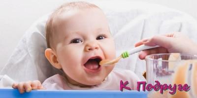 Мозговая «подкормка»: еда для умственной активности малышей