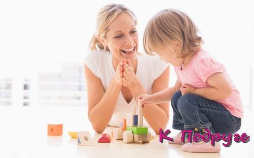 Что делать, чтобы ребенок заговорил?