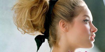 5 вариантов пучков на голове с видео-инструкциями