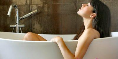 Комплекс упражнений «Красивое тело» в ванне