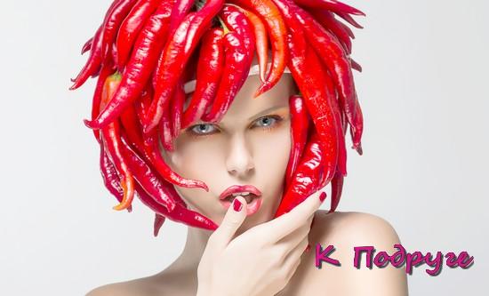 Маски для волос с перцовой настойкой - от выпадения и для роста