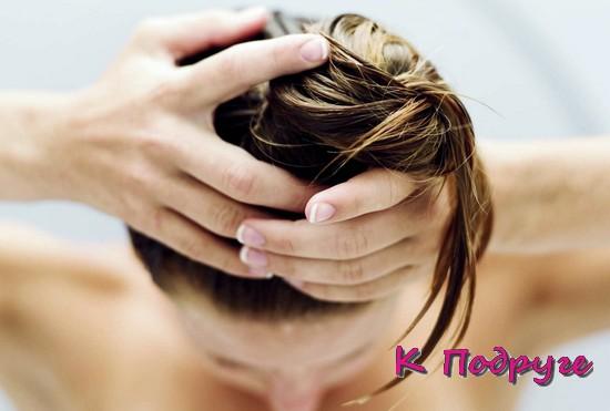 Жидкие маски для волос