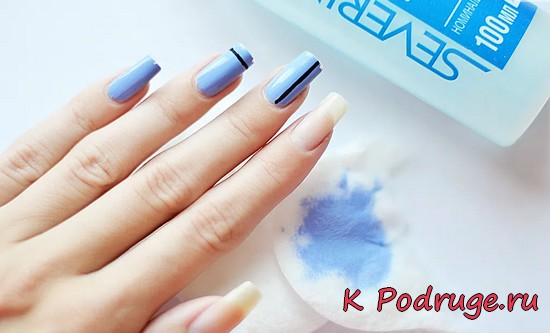Как сделать ногти уже