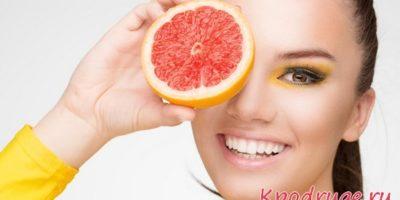 Грейпфрут для похудения: диета, напитки, наружное применение