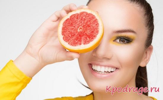Грейпфрут для похудения: диеты, напитки, ванны, обертывания, массаж