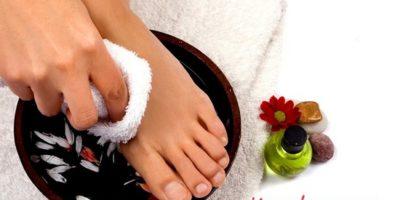 Ванночки для ног с перекисью: «апгрейд» кожи на ступнях