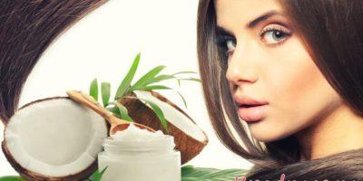 Маски с кокосовым маслом для волос: блеск и шелковистость
