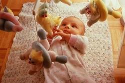 3 месячный ребенок