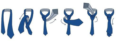 4 способа завязывания галстука: выбери свой идеальный узел