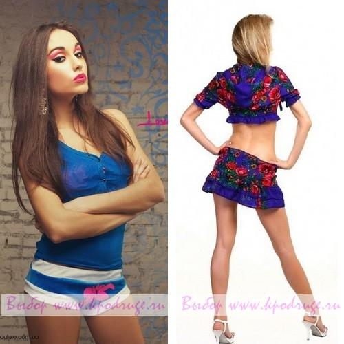 Love Couture - стиль матрешки от Алены Лурдес