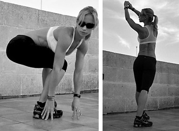 Как убрать бока и живот: упражнения для «счесывания» жира
