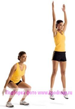 Тренировка по кругу для «испарения» жира