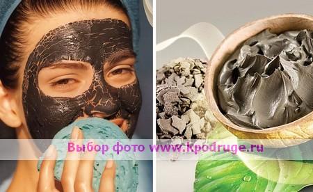 Глиняные маски для лица
