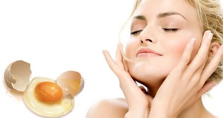«… а игла в яйце» или Омолаживающие яичные маски для лица