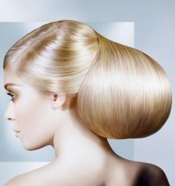 Молекулярное глянцевание волос