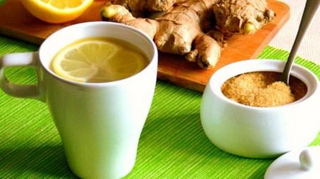 Чай с корнем имбиря как «стимулятор» для снижения веса