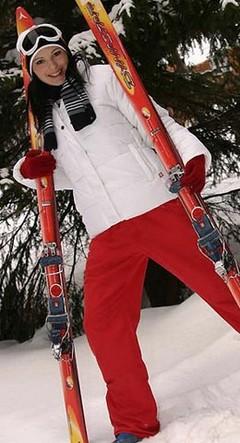 Польза от занятий лыжным спортом