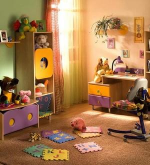 Детская комната по фен-шуй