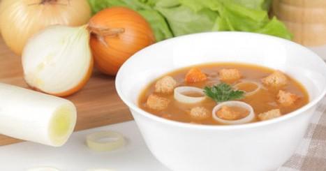 Диета на супе из лука
