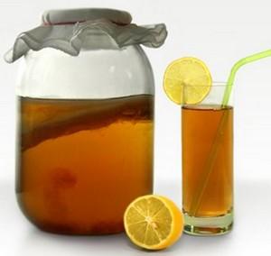 Польза чайного гриба для похудения