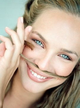 Нежелательная растительность на лице у женщин: методы борьбы