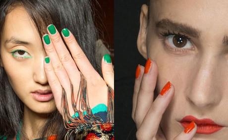 Как правильно красить ногти: делаем модный маникюр