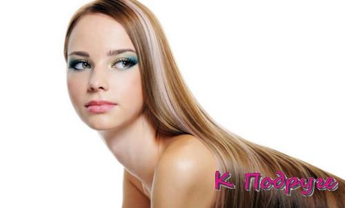 Маска с желатином для домашнего ламинирования волос