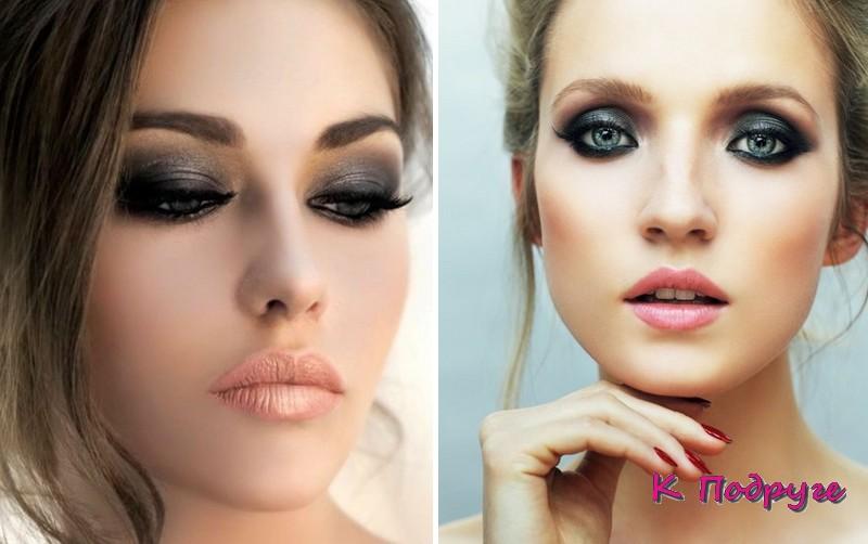 Новогодний макияж 2016, или Мартышкин «грим»