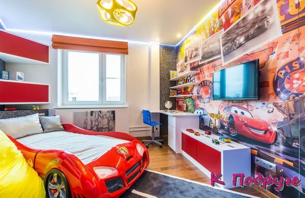 Какую мебель выбрать для детской комнаты?