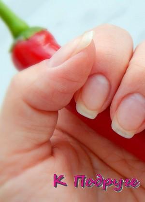 Чили для ногтей