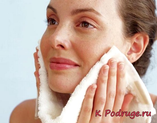 Полотенце для распаривания кожи