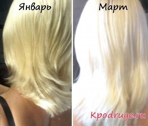 Мумие для волос в шампунь, или Сила «горной смолы»