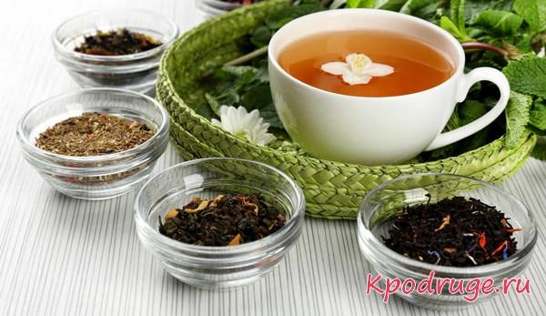 Сорта чаев